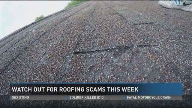 Don T Get Ripped Off By Roof Contractors Kcentv Com