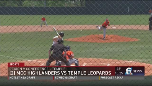 MCC Highlanders complete series sweep of Temple, extend ...