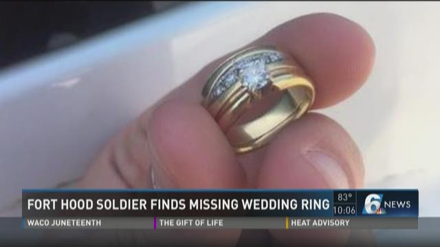 kcentvcom Soldier searches for owner of missing wedding ring
