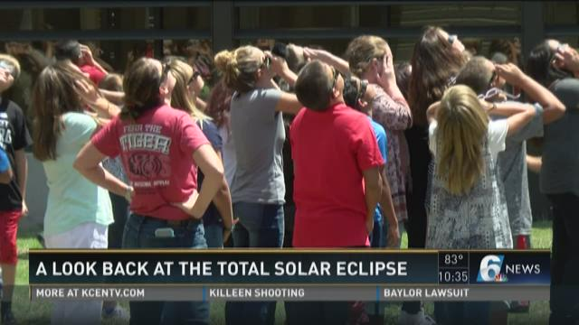 A look back at the Total Solar Eclipse