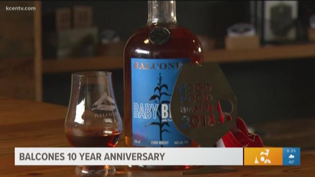 Balcones Distillery celebrates 10 years in Waco