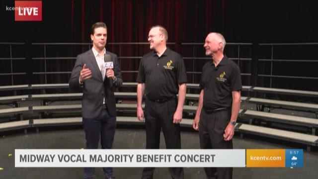 Vocal Majority Speaks Pre Concert